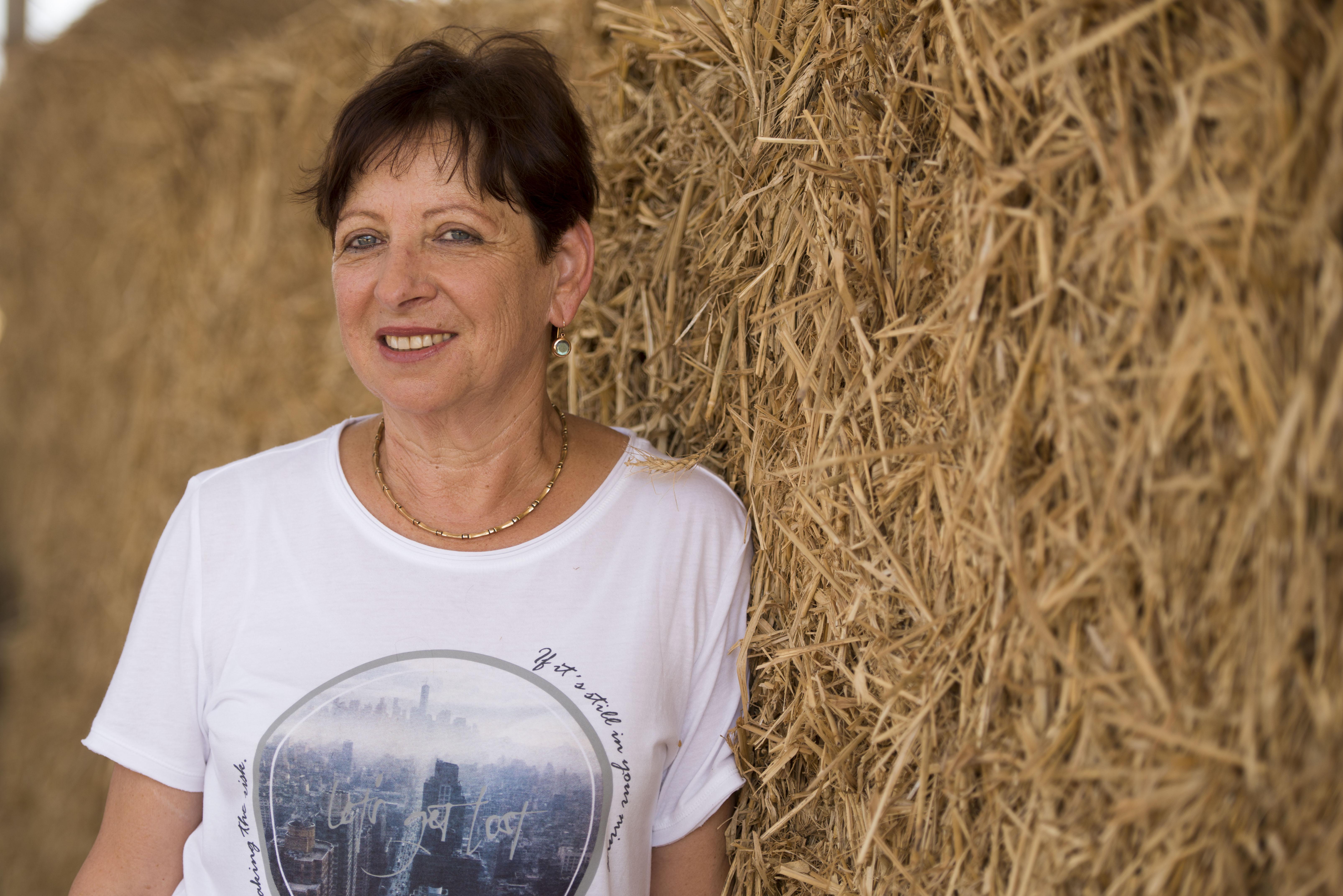 """מיכל קראוס """"לא ניתן לקיים ענף חלב מסודר במדינת ישראל בלי מועצה חזקה"""" – מאת ראובן זלץ"""