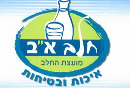 הוראות להתקנת מיכל החלב