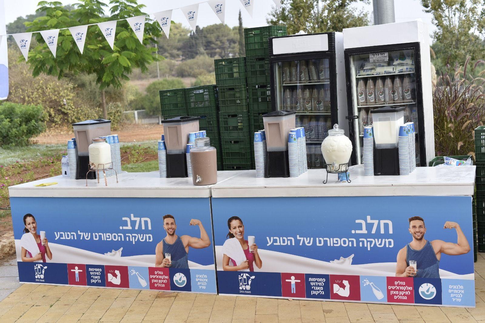 עולם החלב בפארק חקלאות ישראלית – סוכות 2018